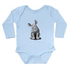 Cute Rhino Baby Outfits