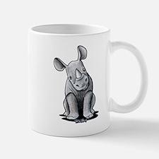 Cute Rhino Small Small Mug