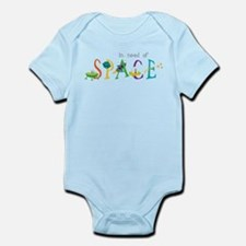 In Need Of Space Infant Bodysuit