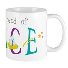 In Need Of Space Mug