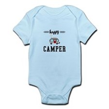 Happy Camper Infant Bodysuit
