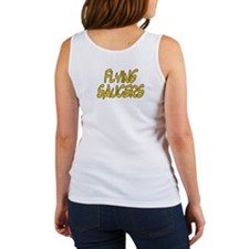 Cute Sporting events shooting Women's Tank Top