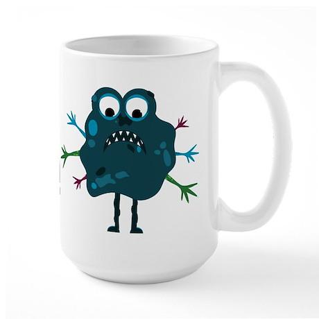 Monsters Large Mug