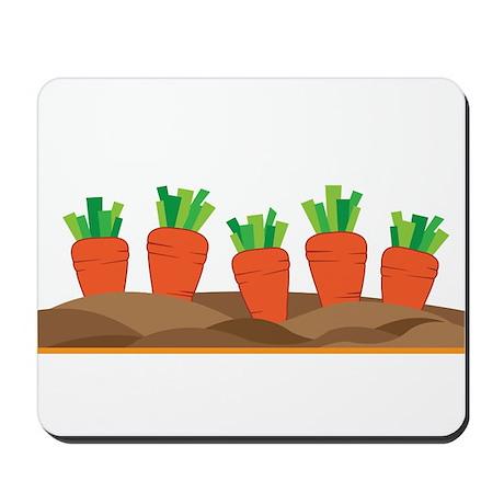 Carrots Mousepad