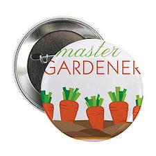 """Master Gardener 2.25"""" Button"""