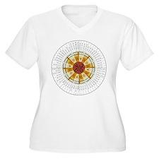 Genetic Code Plus Size T-Shirt
