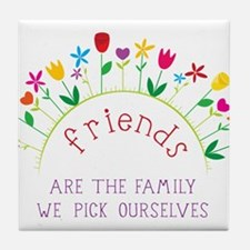 Friends Tile Coaster