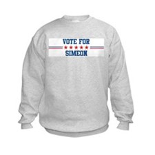 Vote for SIMEON Sweatshirt