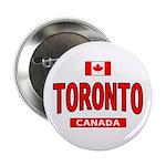 Toronto Canada Button