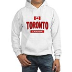 Toronto Canada Hooded Sweatshirt