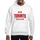 Toronto Hooded Sweatshirt