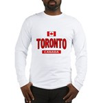 Toronto Canada Long Sleeve T-Shirt