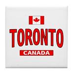 Toronto Canada Tile Coaster