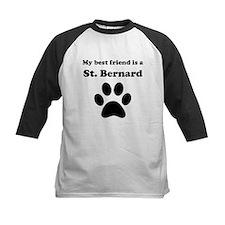 St. Bernard Best Friend Tee