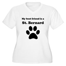 St. Bernard Best Friend T-Shirt