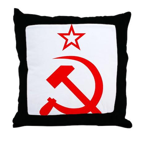 Soviet 2 Throw Pillow