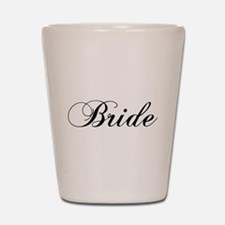 Bride1.png Shot Glass