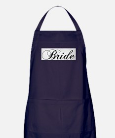 Bride1.png Apron (dark)