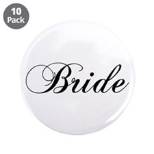"Bride1.png 3.5"" Button (10 Pack)"
