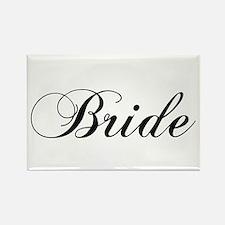 Bride1.png Rectangle Magnet Magnets