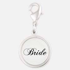 Bride1.png Silver Round Charm Charms
