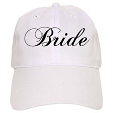 Bride1.png Baseball Cap