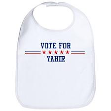 Vote for YAHIR Bib