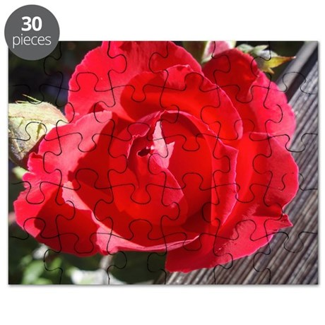 Red Rose Puzzle