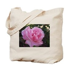 Light Pink Rose Tote Bag