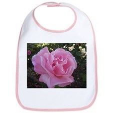 Light Pink Rose Bib