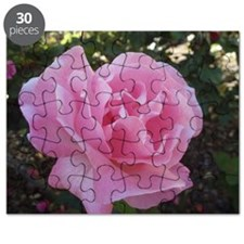 Light Pink Rose Puzzle