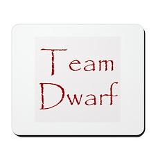 Team Dwarf Mousepad