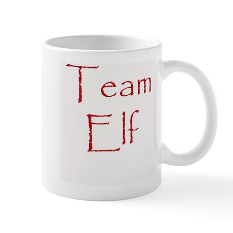 Team Elf Mug