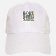 Gone Squatchin *Special Deep Forest Edition* Baseball Baseball Cap