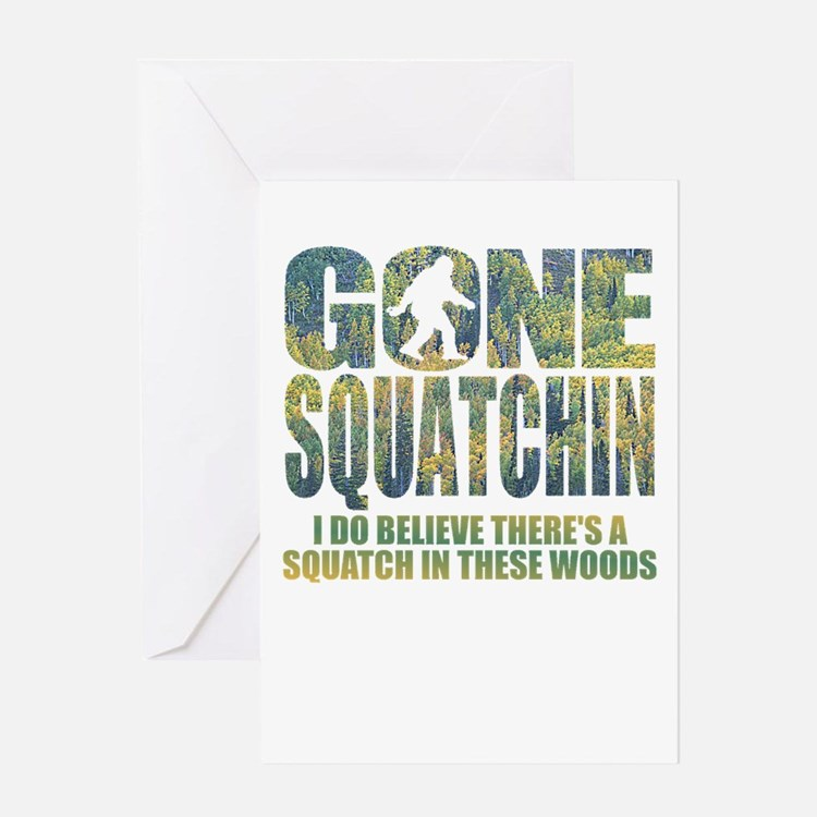 Gone Squatchin *Special Deep Forest Edition* Greet