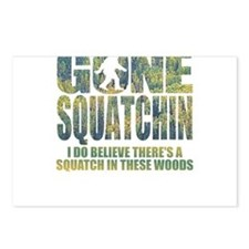 Gone Squatchin *Special Deep Forest Edition* Postc
