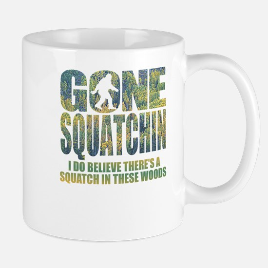 Gone Squatchin *Special Deep Forest Edition* Mug