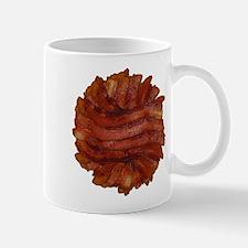 Yummy Delicious Cooked Bacon Pile Mug