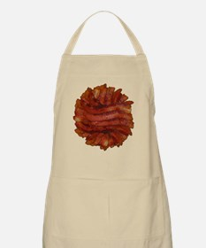 Yummy Delicious Cooked Bacon Pile Apron