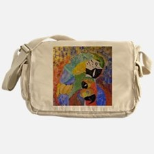 best of friends Messenger Bag