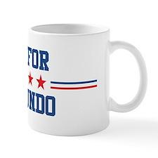 Vote for RAYMUNDO Mug