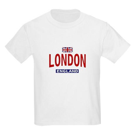 London England Kids T-Shirt