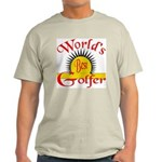 Top 10 Golf #2 Ash Grey T-Shirt