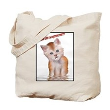 Does It Look Like I'm having fun? Tote Bag