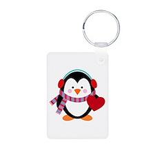 Cute Cartoon Penguin Keychains