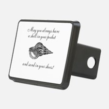 Shell in your pocket Hitch Cover