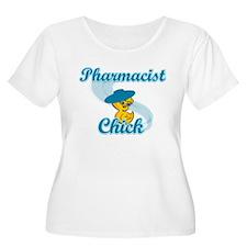 Pharmacist Chick #3 T-Shirt