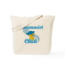 Pharmacist Chick #3 Tote Bag
