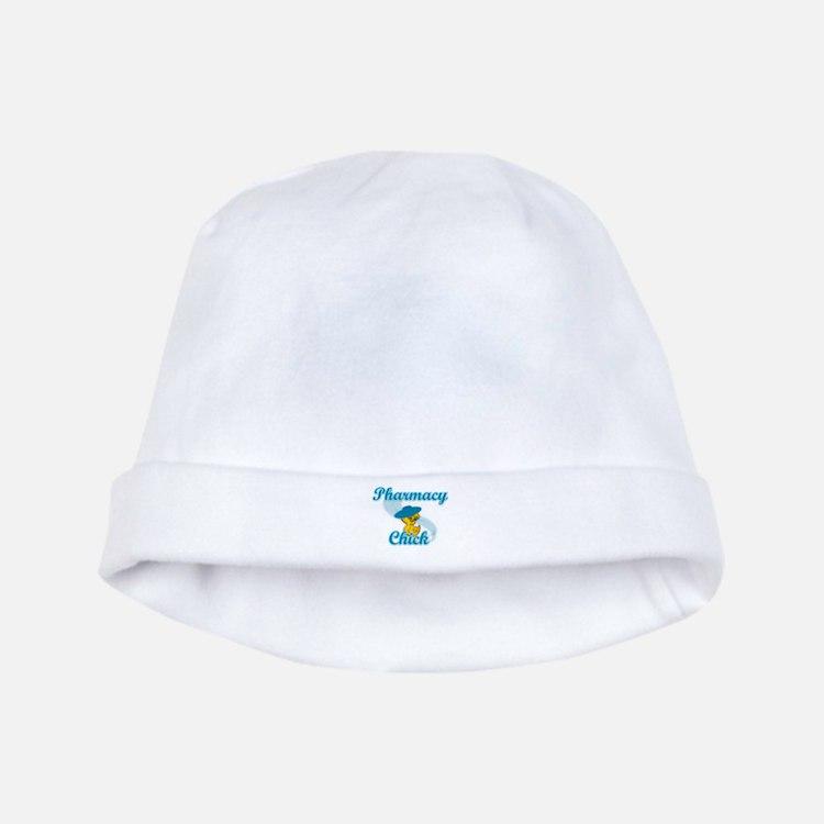Pharmacy Chick #3 baby hat