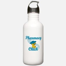 Pharmacy Chick #3 Water Bottle